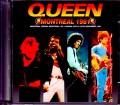 Queen クィーン/Canada 1981 Corrected Running Order