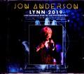Jon Anderson ジョン・アンダーソン/MA,USA 2019