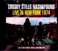 CSN & Y Crosby,Stills Nash & Young クロスビー・スティルス・ナッシュ・アンド・ヤング/NY,USA 1974