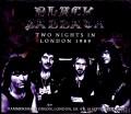 Black Sabbath ブラック・サバス/London,UK 1989 2 Days Complete
