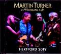 Martin Turner ex Wishobone Ash マーティン・ターナー/UK 2019