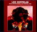 Led Zeppelin レッド・ツェッペリン/TX,USA 1969 Upgrade