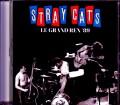 Stray Cats ストレイ・キャッツ/France 1989