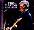 Eric Clapton エリック・クラップトン/Tokyo,Japan 4.20.2019 Another Seat Ver.