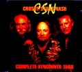 CSN & Y Crosby Stills & Nash クロスビー・スティルス・アンド・ナッシュ/Canada 1988