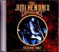 Jimi Hendrix ジミ・ヘンドリックス/Sweden 1967