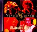 Black Sabbath ブラック・サバス/England,UK 1980
