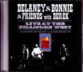 Delaney & Bonnie  デラニー・アンド・ボニー/CA,USA 1970