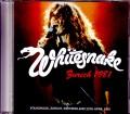 Whitesnake ホワイトスネイク/Switzerland 1981