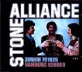 Stone Alliance ストーン・アライアンス/Switzerland 1979 & more