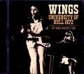 Paul McCartney,Wings ウイングス/UK 1972 Upgrade