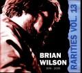 Brian Wilson ブライアン・ウィルソン/Rarities 1976-2000