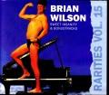 Brian Wilson ブライアン・ウィルソン/Rarities Unreleased Album Sweet Insanity & more