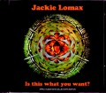 Jackie Lomax ジャッキー・ロマックス/Apple Album Original Mono Ver. & Rarities