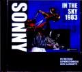 Sonny Rollins,Pat Metheny ソニー・ロリンズ/Tokyo,Japan 1983 Upgrade