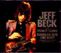 Jeff Beck ジェフ・ベック/Tokyo,Japan 12.1.1978