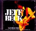 Jeff Beck ジェフ・ベック/CA,USA 1980