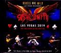 Aerosmith エアロスミス/NV,USA 2019