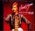 David Bowie デヴィッド・ボウイ/NY,USA 10.30.1974