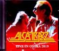 Alcatrazz アルカトラス/Osaka,Japan 2019 Another
