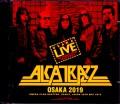 Alcatrazz アルカトラス/Osaka,Japan 2019 Another Master