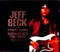 Jeff Beck,Stanley Clarke ジェフ・ベック/Tokyo,Japan 12.2.1978 Upgrade