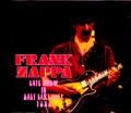 Frank Zappa フランク・ザッパ/UT,USA 1980