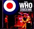 Who,the ザ・フー/Switzerland 1980