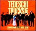 Tedeschi Trucks Band テデスキ・トラックス・バンド/Tokyo,Japan 2019 3 Days Complete
