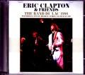 Eric Clapton エリック・クラプトン/UK 1988