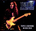 Yngwie Malmsteen インヴェイ・マルムスティーン/USA Tour 2019 3 Days Complete