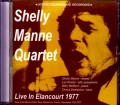 Shelly Manne Quartet,Lee Konitz シェリー・マン リー・コニッツ/France 1977