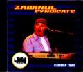 Zawinul Sundicate ザヴィルヌ・シンジケート/London,UK 1990
