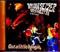 Brian Setzer Orchestra ブライアン・セッツアー/Tokyo,Japan 6.1.2002