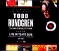Todd Rundgren トッド・ラングレン/Tokyo,Japan 2019 S & V