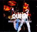 Queen クィーン/Belgium 4.23.1982