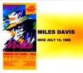 Miles Davis マイルス・デイビス/France 1986 6.15 & 16.1986