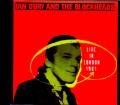 Ian Dury and the Blockheads イアン・デューリー/London,UK 1981