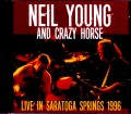 Neil Young and Crazy Horse ニール・ヤング/NY,USA 1996