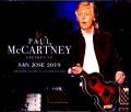 Paul McCartney ポール・マッカートニー/CA,USA 7.10.2019