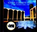 Keith Jarrett Trio キース・ジャレット/NY,USA 1986