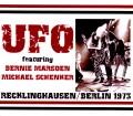 UFO,Michael Schenker ユーエフオー マイケル・シェンカー/Germany 1973 2 Days