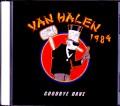 Van Halen ヴァン・ヘイレン/Germany 1984