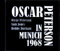 Oscar Peterson オスカー・ピーターソン/Germany 1968