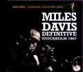 Miles Davis,Wayne Shorter,Herbie Hancock マイルス・デイビス/Sweden 1967