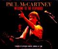 Paul McCartney ポール・マッカートニー/London,UK 1989 Rehearsals 2Days
