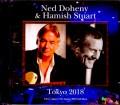 Ned Doheny,Hamish Stuart  ネッド・ドヒニー ヘイミッシュ・スチュワート/Tokyo,Japan 2018