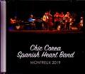 Chic Corea Spanish Heart Band チック・コリア/Switzerland 2019