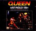 Queen クィーン/Brazil 1981 Hugh Upgrade