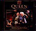 Queen,Adam Lambert クィーン アダム・ランバート/WA,USA 2019